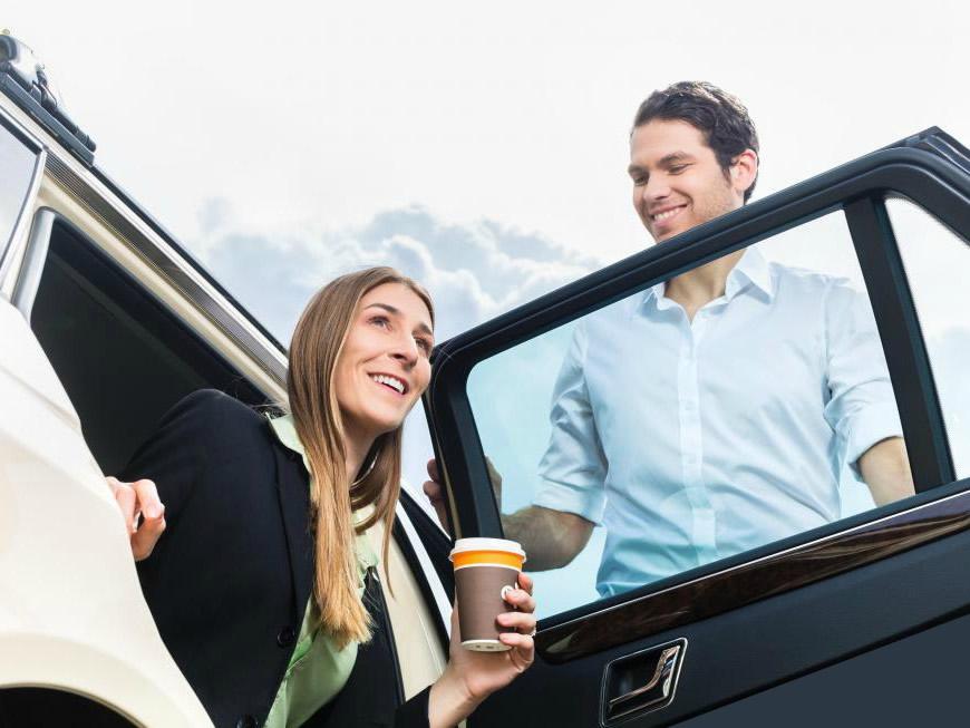 Rental w/ chauffeur